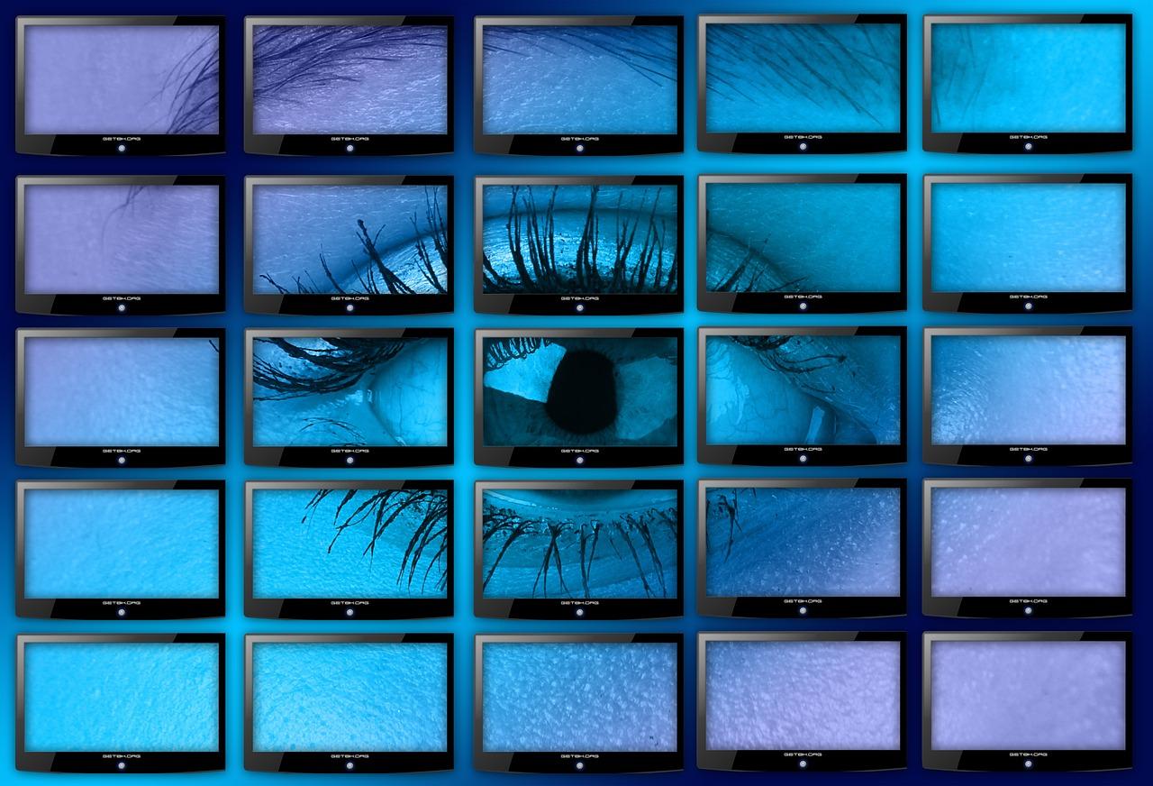 Schönheit liegt im Auge des Überwachers